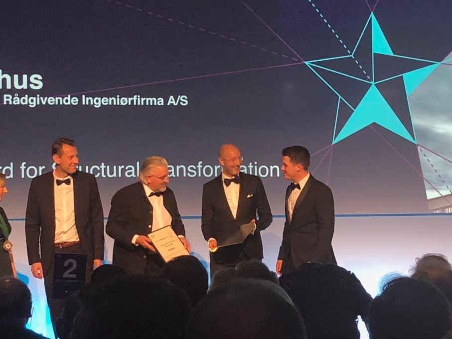 structural engineering awards 2018