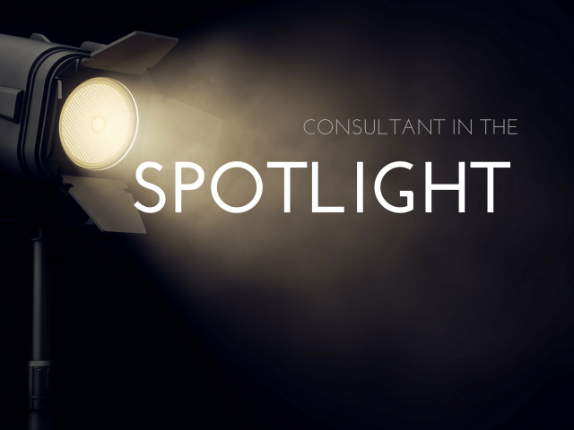 Consultant In The Spotlight – Connor Field